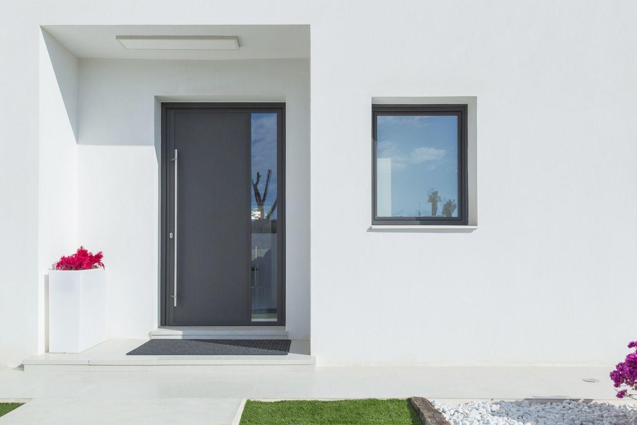 Puerta pivotante de grandes dimensiones Vemax